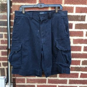 Polo Ralph Lauren Navy Khaki Chinos Shorts